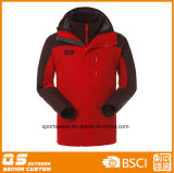Men′s 3 in 1 Outdoor Winter Jacket
