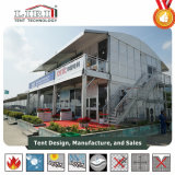 Cube Two Floor Tents, Double Decker Marquee Tent for Event