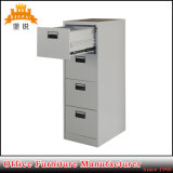 Office Use Legal and Letter Size File Storage 4 Drawers Metal File Cabinet