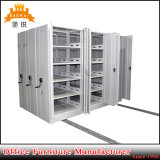 Jas-070 Luoyang Factory Sale 6 Layers Metal Furniture Compact Movable Shelving