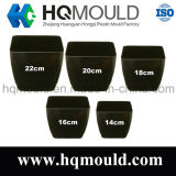 Plastic Injection Molding for Flower Pot
