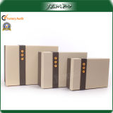 Fashion Cardboard Promotion Gift Packaging Box Set Price