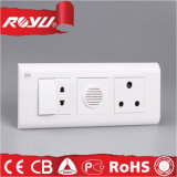 Remote Control Power Button Buzzer Socket Switch for Office