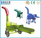 Animal Feed Chaff Crushing Machine with Ce