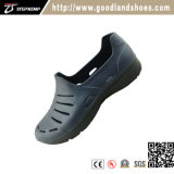 Men Slip-on Confortable Clog Painting Garden Shoes 20283-3