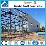 High Quality Prefabricated Steel Warehouse Workshop Clear Span Structure