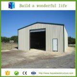 Prefab Used Steel Structure Warehouse Buildings Storage Rack in Europe