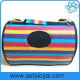 Pet Supply Dog Cat Travel Carrier Carrier Bag Factory