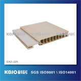 OEM/ODM Waterproof Moistureproof Flame Retardance WPC Wall Panel (GA2-225)