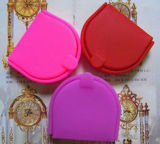 Hot Sale Mini Silicone Coin Purse Custom Color
