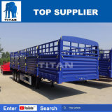 Titan 3 Axle Flatbed Trailers Used Containers Trucks Prices