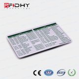 Writable T5577 RFID Bus Card for Public Transportation