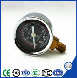40mm General Pressure Gauge with Bottom Connection Style