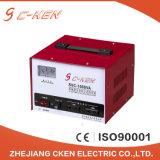 China Supplier Single Phase Pointer Logic SVC 1000va Automatic Voltage Regulator