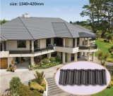 a Variety of Color Construction Roof Tile/Shingle
