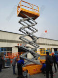 Electric Battery Self Propelled Scissor Lift Platform with Ce