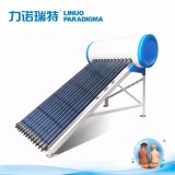 Compact High Pressure Heat Pipe Solar Water Heater