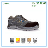 Sports Style Leather Comfortable Working Shoes