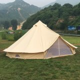 High Quality Waterproof Luxury Bell Tents Camping Mongolian&Nbsp; Bell&Nbsp; Tent
