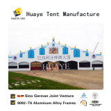 Used White PVC Big Festival Event Tent for 800 People