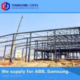 Trustworthy American Style Heavy Prefab Steel Structure Pre Engineered Metal Structural Building Pre Fab Workshop