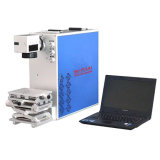 30W for It/Electronics/Communications/Machinery/Jewelry/Packaging/Printing Portable Fiber Laser Marking/Engraving Machine Fp30