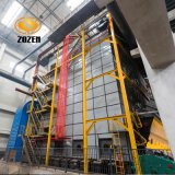 Coal Fired CFB Circulating Fluidized Bed Hot Water Boiler