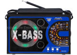 Multi Band Am FM Radio Receivers USB SD MP3 Player