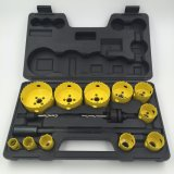 14PCS Bi-Metal Hole Saw Kit with Blow Box