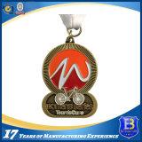 Custom Metal Medal Antique Golden Medals Sports Award Craft