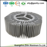 Building Material Price Pin Fin Aluminum Tube Shape Cooler