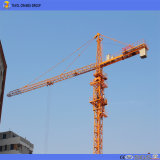 China Electric Qtz125-6015 10ton Self Erecting Topkit Hammer Head Construction Tower Crane with Ce ISO SGS