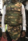 2017 Best Price Nij Standard Bullet Proof Vest for Army