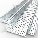 Aluminum Stainless Steel and Hot Dipped Galvanized Perforated Cable Tray