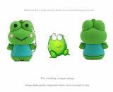 100% Genuine USB Flash Drive Cartoon Cute Mini Frog Shaped Memory Stick 4GB Pendrive Hot Sale Cheap