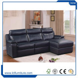 Factory Bottom Price Leather Sofa Furniture Antique Design Sofa with Storage Bin