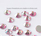 2088 Best Bling Cutting Copy Swar Lt. Rose Ab Non Hotfix Glass Rhinestone Flatback Rhinestone (FB-22)