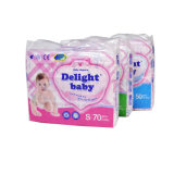Super Absorbent Soft Dry Disposable Baby Diapers Manufacturer