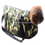2018 Camouflage Pattern Mesh Pet Carrier Dog Bag