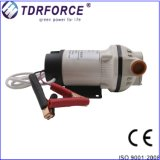 High Power AC Self-Priming Water Pump with Red-Black Clip Connector