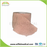 Veterinary Colored Sport Waterproof Medical Cotton Elastic Cohesive Bandage