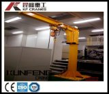 Best Quality Fixed Slewing Jib Crane with Electric Hoist