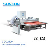 Durable Glass Deep Processing 2.5 Meters Glass Washer Washing Machinery