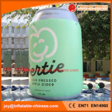 Factory Customized Giant Advertising Inflatable Product Replicas Bottle Model (P1-108)