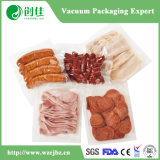 PA/PE Three Side Seal Clear Food Package Vacuum Bag Plastic Bags Bottom Seal Tubular Bag Vacuum Pouch