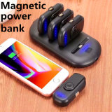 Portable Battery Wireless Charger Mini Magnetic Finger Power Bank