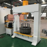 Steel Frame Forklift Solid Tire Press Machine with Ce