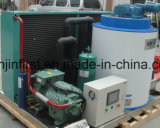 Flake Ice Machine for Seafood 8000 Kg Per 24 H Flake Ice Maker