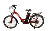 250W Brushless Electric City Bike