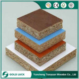 Good Price Paper Faced Plain Wood Grain Chip Board Particle Board